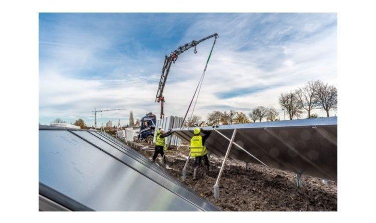 Solare Wärmenetze sind auf dem Vormarsch