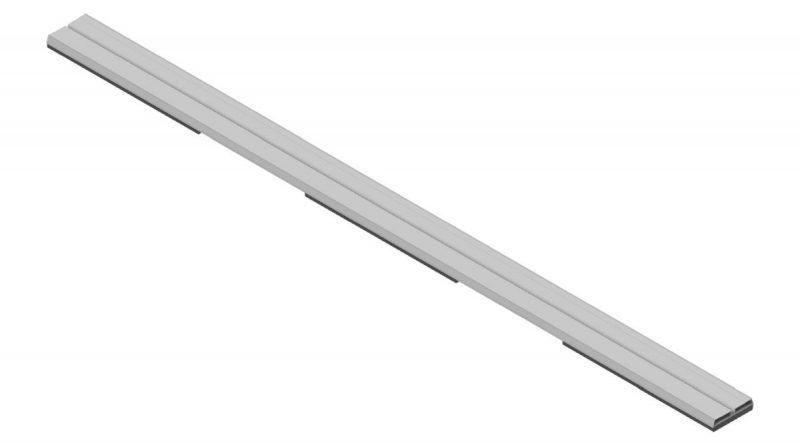 Neu bei IBC Solar: Bodenschiene AeroFix G2 Eco