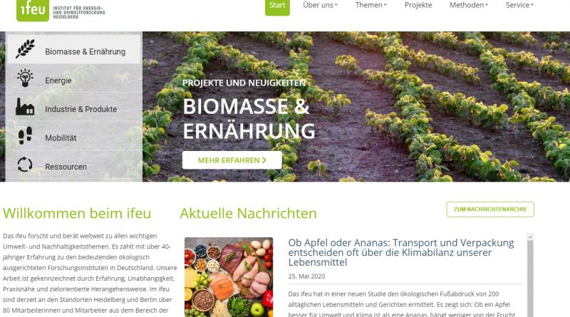 Die Klimabilanz von Lebensmitteln hängt oft von Verpackung und Transport ab
