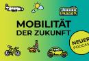 """Podcasts zum Thema """"Mobilität in der Zukunft"""""""