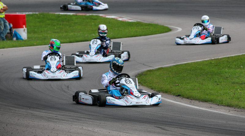 Zweites Rennwochenende der Deutschen Elektro-Kart-Meisterschaft (DEKM)