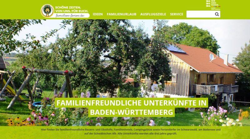 www.familien-ferien.de - Screenshot Tutti i sensi