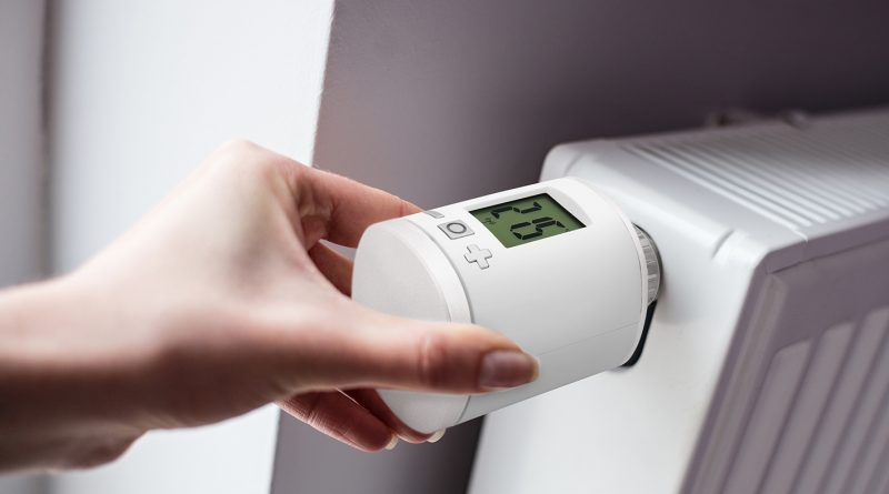 Räume individuell beheizen und dadurch Energie sparen
