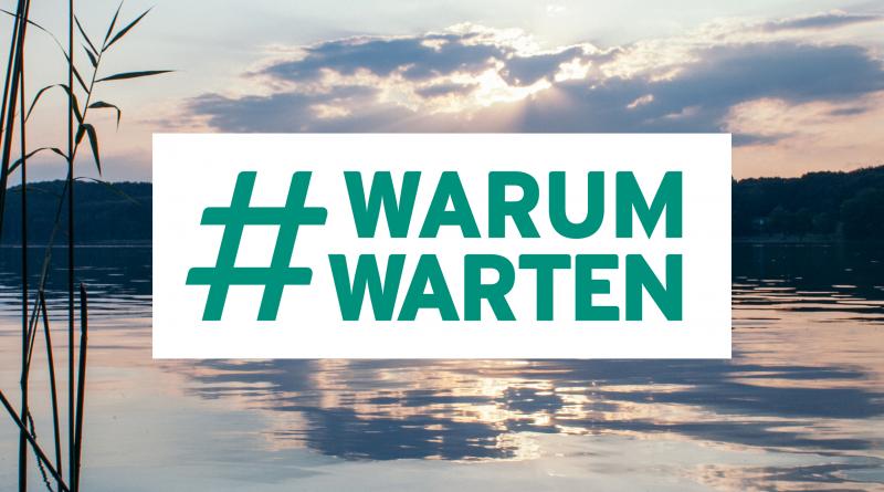 Vaillant startet unter dem Namen #warumwarten Kampagne für umweltfreundliche Heiztechnik und Klimaschutz