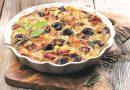 Hähnchen-Pflaumen-Tortilla mit kalifornischen Pflaumen