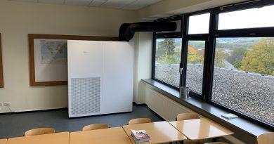 Viessmann bringt neue Lüftung für Schulen