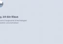 Digitale Wissenschaftskommunikation über Videos mit Klaus Russell-Wells