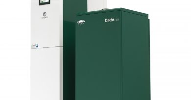 """Brennstoffzellen-Förderung für den SenerTec """"Dachs 0.8"""""""