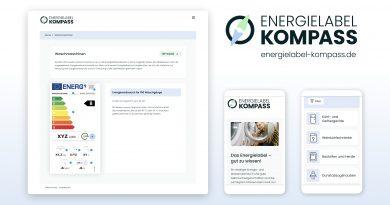 Online-Werkzeug informiert über Energie-Label