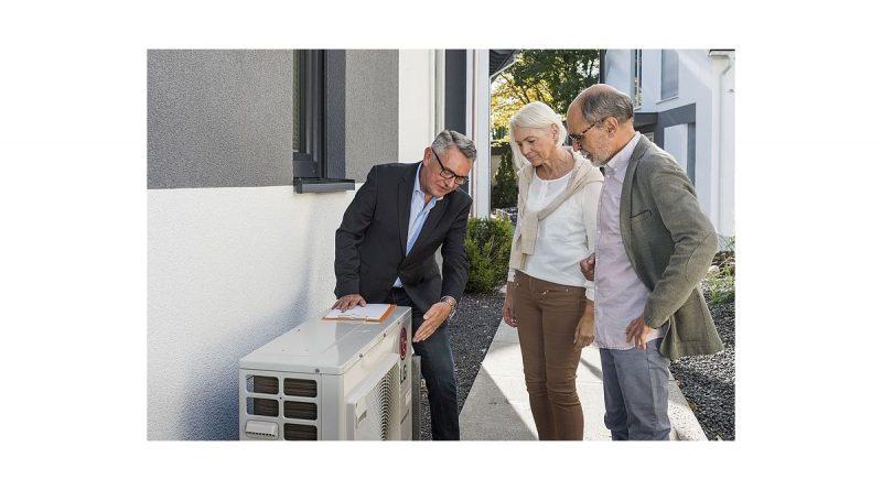 Wärmepumpen im Einsatz in Bestandsgebäuden