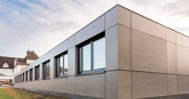 Hybridmodulgebäude sollen helfen, Platzprobleme bei Schulen zu lösen
