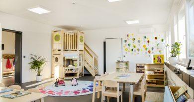Hybridmodule ermöglichen temporäre Kindertagesstätten