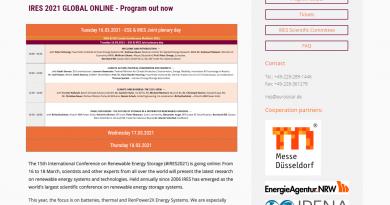 Neue Energiewirtschaft dank Speichertechnologie