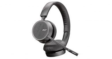 Das Headset Voyager 4220: Produkt des Monats im Test