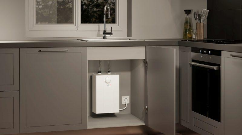 Kleine, energieeffiziente Warmwasserspeicher