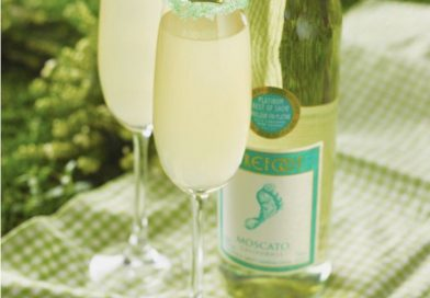 Rezept - Spring Brunch Punch mit Barefoot Wine - Foto: Barefoot Wine