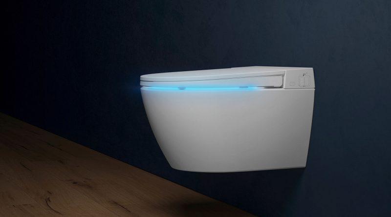 Dusch-WC von Duschwelten