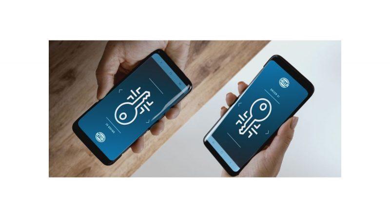 Auto mit dem Smartphone öffnen: Ultrabreitbandtechnologie für digitalen Autoschlüssel