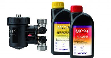 """Geschütztes Anlagenwasser durch """"Micro2Treatment Packs"""""""