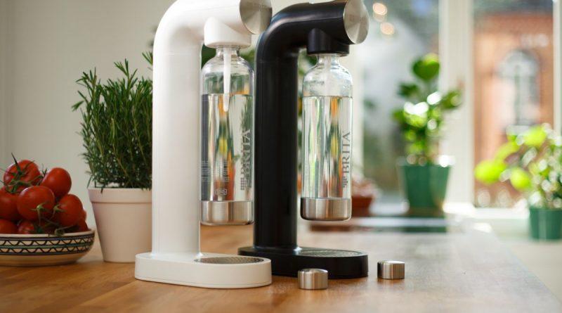 Brita stellt den neuen Wassersprudler SodaOne vor
