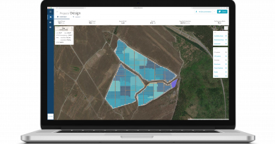 pvDesign 3.0: Neue Version der Auslegungs-Software für Photovoltaik-Freiflächenanlagen
