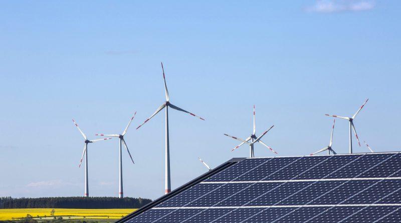 43 Prozent des Stromverbrauchs durch erneuerbare Energien gedeckt