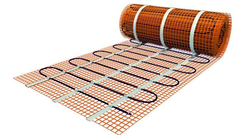 EAZY Systems bringt eine elektrische Fußbodenheizung