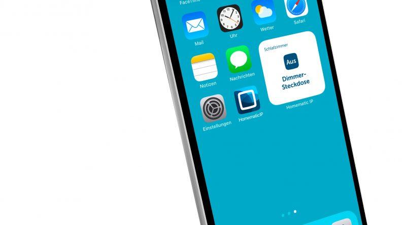 Homematic IP App aktualisiert und erweitert