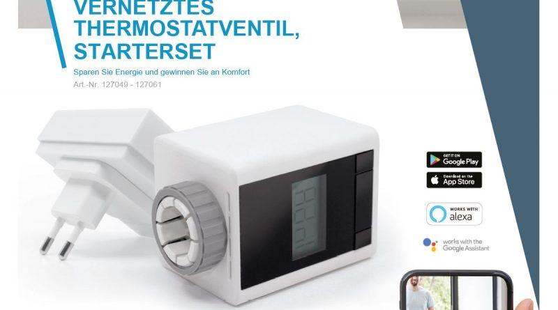 Neue Thermostate für Heizungen und Heizkessel