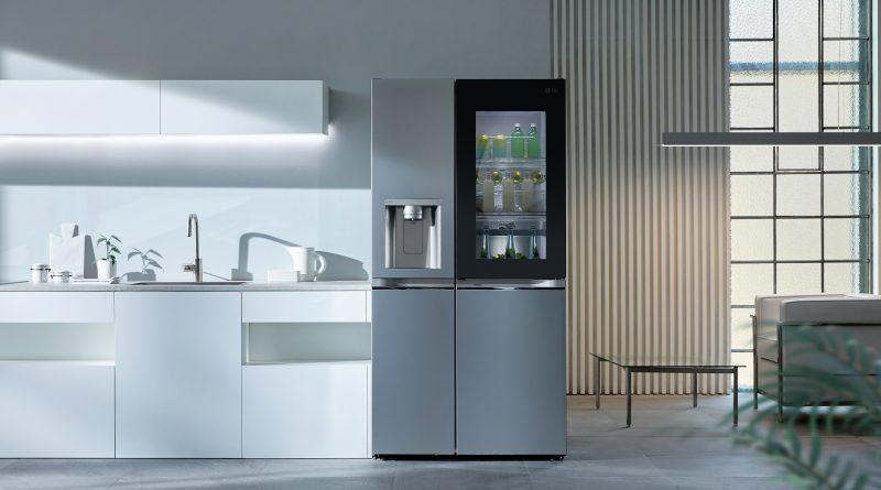 Side-by-Side Instaview-Kühlschränke von LG